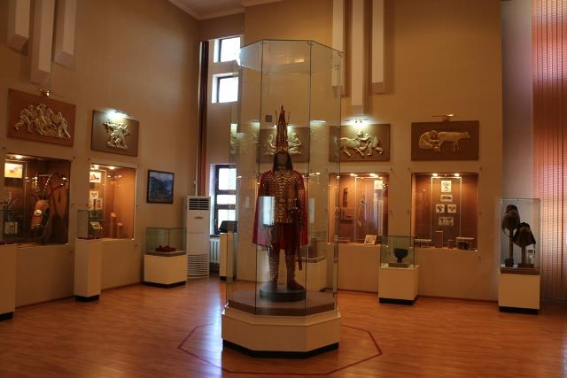 Музей Иссык